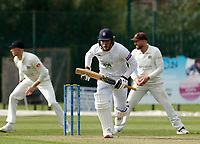 21st September 2021; Aigburth, Merseyside, England; County Championship Cricket, Lancashire versus Hampshire, Day 1; Tom Alsop of Hampshire runs between wickets