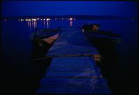 Pier at night<br />