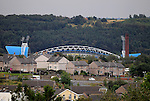 Huddersfield Town 1 Wolverhampton Wanderers 0, 27/08/2016. John Smith's Stadium, Championship. View of the John Smiths Stadium. Photo by Paul Thompson.