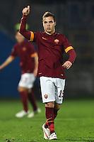 Lorenzo Di Livio Roma  <br /> Latina 17-03-2015 Stadio Domenico Francioni Football Calcio Youth Champions League 2014/2015 AS Roma - Manchester City. Foto Andrea Staccioli / Insidefoto