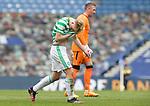 02.05.2021 Rangers v Celtic: Stephen Welsh dejection