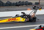 Richie Crampton, DHL, top fuel