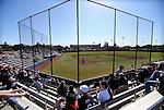 The Washington Huskies and the UC Davis Aggies play at Dobbins Stadium in Davis, Ca., on Sunday, Feb. 17, 2013. Davis won their season opening series 3-1. .Photo by Cathleen Allison