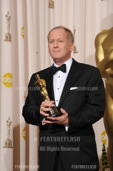 Robert Elswit at the 80th Annual Academy Awards at the Kodak Theatre, Hollywood, CA..February 24, 2008 Los Angeles, CA.Picture: Paul Smith / Featureflash