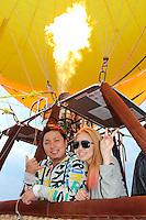 20121119 November 19 Hot Air Balloon Cairns