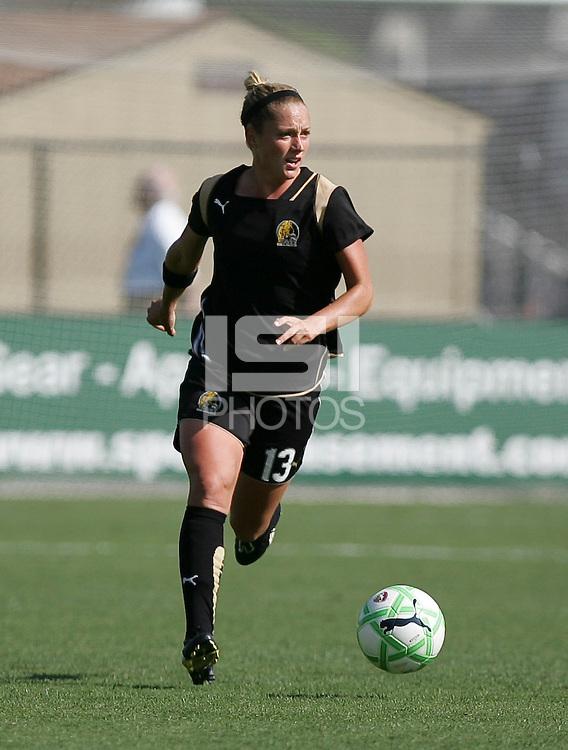 Kristen Graczyk. Washington Freedom defeated FC Gold Pride 4-3 at Buck Shaw Stadium in Santa Clara, California on April 26, 2009.