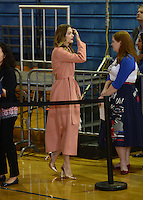 Jamie Kin @ the Women For Hillary Organizing Event held @ West Los Angeles College.<br /> June 3, 2016