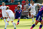 Mana Iwabuchi (JPN), JULY 1, 2015 - Football / Soccer : FIFA Women's World Cup Canada 2015 Semi-final match between Japan 2-1 England at Commonwealth Stadium in Edmonton, Canada. (Photo by AFLO)