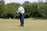 STANFORD, CA - APRIL 24: Kristine Tran at Stanford Golf Course on April 24, 2021 in Stanford, California.