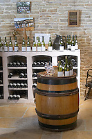 winery wine shop domaine rapet p & f pernand-vergelesses cote de beaune burgundy france