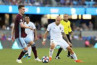 SAN JOSE, CA - JULY 27: Magnus Eriksson during a Major League Soccer (MLS) match between the San Jose Earthquakes and the Colorado Rapids on July 27, 2019 at Avaya Stadium in San Jose, California.