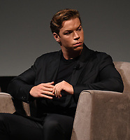 """NEW YORK CITY - OCTOBER 5: Will Poulter attends a SAG Screening of Hulu's """"DOPESICK"""" at the Museum of Modern Art on October 5, 2021 in New York City. . (Photo by Frank Micelotta/Hulu/PictureGroup)"""