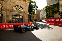 5th June 2021; 77 Valtteri Bottas FIN, Mercedes-AMG Petronas F1 Team, F1 Grand Prix of Azerbaijan at Baku City Circuit