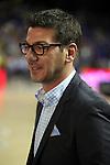 Euroleague Basketball-Regular Season Game: 04.<br /> FC Barcelona vs CSKA Moscow: 79-70.<br /> Fotis Katsikaris.