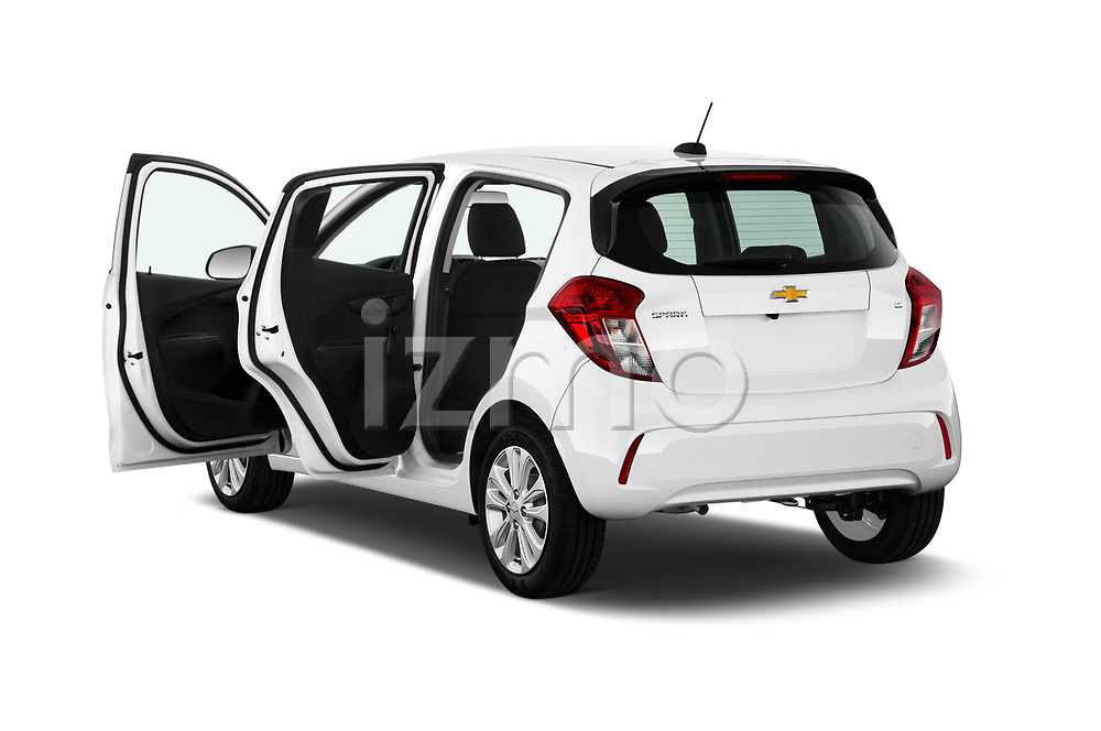 Car images of 2017 Chevrolet Spark 1LT 5 Door Hatchback Doors