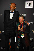 BEVERLY HILLS, CA- FEBRUARY 09: Chick Corea and Kareem Abdul at the Clive Davis Pre-Grammy Gala and Salute to Industry Icons held at The Beverly Hilton on February 9, 2019 in Beverly Hills, California. <br /> CAP/MPIIS<br /> ©MPIIS/Capital Pictures