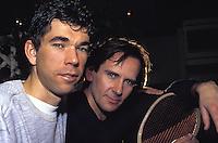 1989, Michiel Schapers en zijn coach Martin Simek