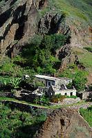 im Ribeira Grande, Santo Antao, Kapverden, Afrika