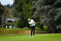 Trent Munn. Day one of the Brian Green Property Group NZ Super 6s Manawatu at Manawatu Golf Club in Palmerston North, New Zealand on Thursday, 25 February 2021. Photo: Dave Lintott / lintottphoto.co.nz