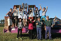 20120304 March 04 Hot Air Balloon Cairns