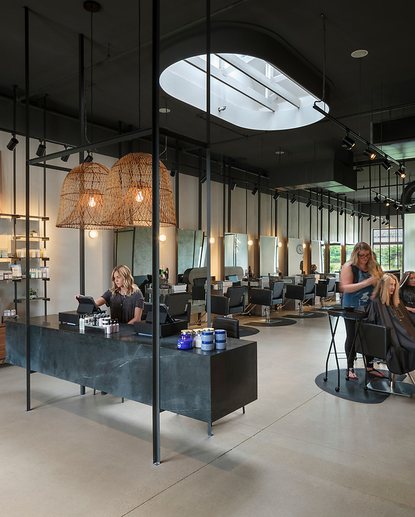 Mission Salon | TimLai Architect