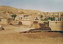 Iran 1982  .A Kurdish village in Iran.Iran 1982   .Un village kurde d'Iran