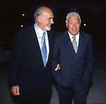 SEAN CONNERY CON NICOLA PIETRANGELI
