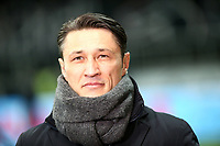 19.02.2018, Commerzbank - Arena, Frankfurt, GER, 1.FBL, Eintracht Frankfurt vs RB Leipzig , <br />Trainer Niko Kovac (Frankfurt) *** Local Caption *** © pixathlon<br /> Contact: +49-40-22 63 02 60 , info@pixathlon.de