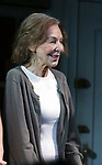 "Elaine May during the Opening Night Curtain Call bows for ""The Waverly Gallery"" at the Golden Theatre on October 25, 2018 in New York City."