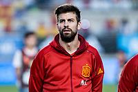 Gerard Pique of Spain during the friendly match between Spain and Colombia at Nueva Condomina Stadium in Murcia, jun 07, 2017. Spain. (ALTERPHOTOS/Rodrigo Jimenez) (NortePhoto.com) (NortePhoto.com)