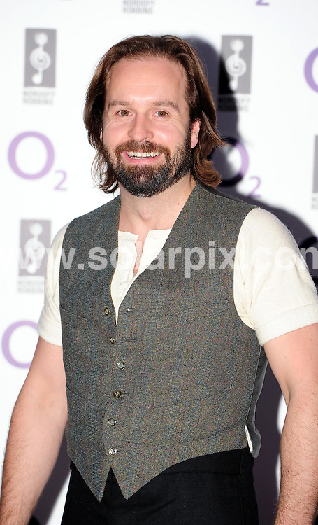**ALL ROUND PICTURES FROM SOLARPIX.COM**                                             **WORLDWIDE SYNDICATION RIGHTS**                                                                                  Caption: Arrivals at the Nordoff Robbins 02 Silver Clef Awards Lunch, held at the Hilton Park Lane, London, UK. 01 July 2011                                                                     This pic: Alfie Boe                                                                                 JOB REF: 13654 MZF       DATE: 01_07_2011                                                           **MUST CREDIT SOLARPIX.COM OR DOUBLE FEE WILL BE CHARGED**                                                                      **MUST AGREE FEE BEFORE ONLINE USAGE**                               **CALL US ON: +34 952 811 768 or LOW RATE FROM UK 0844 617 7637**