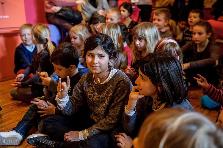 """Le nouvel an chinois au Préau des Accoules : Exposition """"A VOS SOUHAITS"""" - Préau des Accoules, musée des enfants - Marseille"""