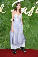 Alexa Chung<br /> arriving for The Fashion Awards 2017 at the Royal Albert Hall, London<br /> <br /> <br /> ©Ash Knotek  D3356  04/12/2017