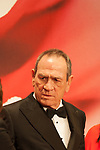 Members of the International Competition Jury, Tommy Lee Jones,  appears on the opening red carpet for The 30th Tokyo International Film Festival in Roppongi on October 25th, 2017, in Tokyo, Japan. The festival runs from October 25th to November 3rd at venues in Tokyo. (Photo by Michael Steinebach/AFLO)