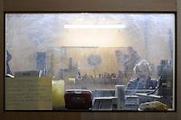 Trezzano sul Naviglio (Milano) - Ri-Maflow, fabbrica recuperata e autogestita dagli ex dipendenti, laboratorio artigiano di falegnameria<br /> <br /> Trezzano sul Naviglio (Milan) - Rimaflow, recuperated factory and self-managed by former employees, workshop of woodworking