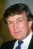 Donald Trump 1991<br /> Photo By Adam Scull/PHOTOlink.net