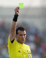 Referee. Italy defeated the US Under-17 Men's National Team 2-1 in Kaduna, Nigera on November 4th, 2009.