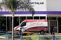 Campinas (SP), 14/03/2021 - Covid/Hospital - Movimentação no Hospital Metropolitano, na manhã deste domingo (14), na cidade de Campinas, interior de Sao Paulo. Dados da prefeitura registraram ate sexta-feira (14), 73.912 casos confirmados e 1997 óbitos.