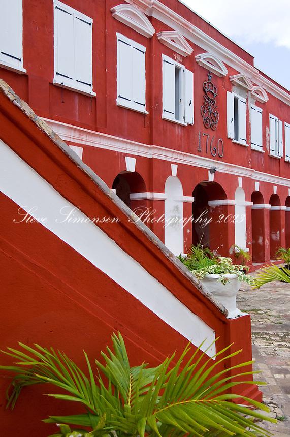 Fort Frederik<br /> Frederiksted, St. Croix<br /> US Virgin Islands