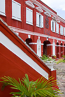 Fort Frederik<br /> Frederiksted, St. Croix<br /> US Virgin Islands