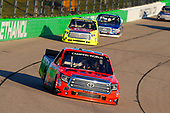 NASCAR Camping World Truck Series<br /> M&M's 200 presented by Casey's General Store<br /> Iowa Speedway, Newton, IA USA<br /> Friday 23 June 2017<br /> Grant Enfinger, Ride TV Toyota Tundra<br /> World Copyright: Russell LaBounty<br /> LAT Images