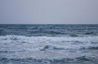 Atlantic Ocean at Dusk, Montauk, New York State
