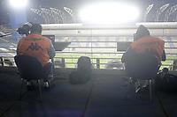 Barueri (SP), 04/08/2020 - Red Bull Bragantino - Guarani - Partida entre Red Bull Bragantino e Guarani valido pela final do Trofeu do Interior do Campeonato Paulista 2020, nesta terca-feira (04) na Arena Barueri, na cidade de Barueri (SP). (Foto: Denny Cesare/Codigo 19/Codigo 19)