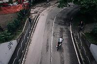 Lars Bak (DEN/Lotto-Soudal)<br /> <br /> stage 16: Trento – Rovereto iTT (34.2 km)<br /> 101th Giro d'Italia 2018