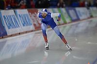 SPEEDSKATING: Calgary, The Olympic Oval, 07-02-2020, ISU World Cup Speed Skating, 1500m Men Division B, Alexander Rumyantsev (RUS), ©foto Martin de Jong