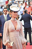 CANNES, FRANCE. July 15, 2021: Stella Manente at the France premiere at the 74th Festival de Cannes.<br /> Picture: Paul Smith / Featureflash