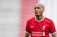 25th August 2020, Red Bull Arena, Slazburg, Austria; Pre-season football friendly, Red Bull Salzburg versus Liverpool FC;  Fabinho FC Liverpool