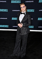 """LOS ANGELES, USA. December 11, 2019: Liv Hewson at the premiere of """"Bombshell"""" at the Regency Village Theatre.<br /> Picture: Paul Smith/Featureflash"""
