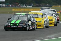 Round 7 of the 2005 British Touring Car Championship. #21. Rob Collard (GBR). West Surrey Racing. MG ZS.