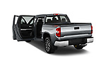 Car images of 2017 Toyota Tundra TRD-Pro-4WD-Crew-Max-Short-Bed 4 Door Pickup Doors